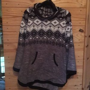 Women's cute cozy top